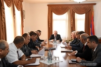 Working consultation on the issues of conducting strategic military maneuvers