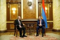 Հանդիպում ՀՀ վարչապետ Նիկոլ Փաշինյանի հետ
