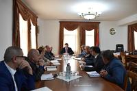 Grigory Martirosyan called an expanded consultation