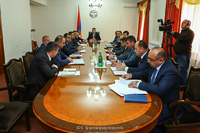 Winter preparatory  and current agricultural works. Artsakh State Minister convened a consultation