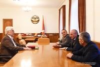 Встреча с народным артистом Армении, композитором Робертом Амирханяном