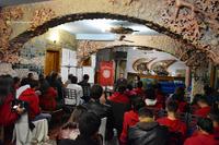 Встреча с участниками молодежного форума