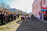 Another renovated school in Kashatagh region