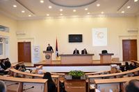 Գ.Մարտիրոսյանի ելույթը Արցախի պետական համալսարանի 50-ամյակին նվիրված ուսանողական միջազգային գիտաժողովի բացմանը