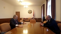 Հանդիպում Հայաստանի Հանրապետության Վարչապետ Նիկոլ Փաշինյանի հետ
