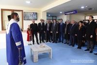 Solemn ceremony in the town of Berdzor