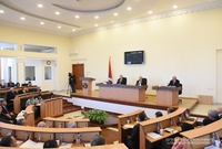 President partook at the plenary meeting of the National Assembly dedicated to the approval of the 2020 draft state budget