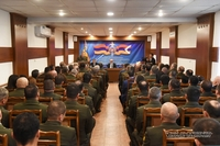 Solemn event dedicated to the professional holiday of National Security Serviceman