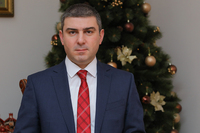 AR State Minister Grigory Martirosyan's  congratulatory message on New Year and Christmas