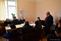 Grigory Martirosyan had meetings in Askeran region