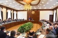 Bako Sahakyan chaired the Government's meeting