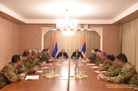 President Bako Sahakyan and Prime-Minister Nikol Pashinyan convened a working consultation