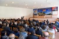 Working consultation in the Askeran regional center