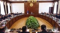Տեղի է ունեցել ԱՀ կառավարության նիստ