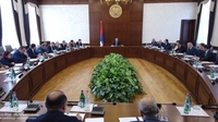 Consultation on activities of the structures coordinating the fight against the coronavirus