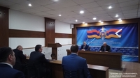 Working consultation in the National Security Service