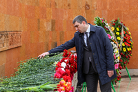 Послание государственного министра Республики Арцах Григория Мартиросяна в связи с Днем памяти жертв Геноцида армян
