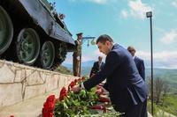 Поздравительное послание Государственного министра Республики Арцах Григория Мартиросяна по случаю тройного праздника