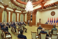President Harutyunyan presented the composition of the Cabinet of Ministers and other state administrative bodies