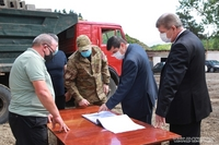 Arayik Harutyunyan visited the Special Purpose Department of the National Security Service