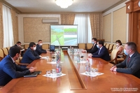 All the preconditions for ensuring food security have been created. The President of the republic received Republic of Armenia Minister of Territorial Administration and Infrastructures Sour