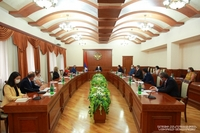 A professional working group was formed under the Artsakh Republic President to fight against the novel coronavirus. The group convened its first working consultation