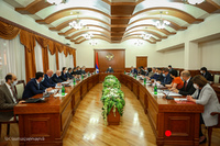 Artsakh Republic State Minister convened an enlarged consultation