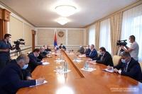 Президент Арутюнян поручил внести изменения в порядок ипотечного кредитования
