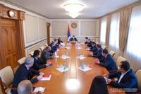 Правительство готово принять меры для стимулирования местного производства. Президент провел рабочее совещание