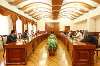 Григорий Мартиросян принял членов профессиональной рабочей группы при Президенте