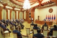 Արցախի Հանրապետության նախագահը ներկայացրել է 2020-2025 թվականների ծրագիրը