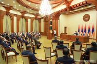 Президент Республики Арцах представил программу на 2020-2025 гг.