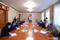 The President convoked a consultation on the Defense Army officers' housing issues