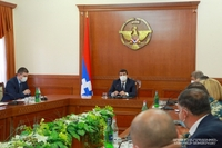 The quarantine measures will be tightened. Arayik Harutyunyan gave new instructions at the sitting of the Commandant office