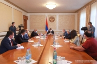 A cement plant will be built in Artsakh. President Harutyunyan convened a sitting of the Board of Trustees of the Investment Fund