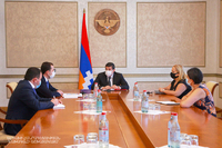 The first free programs in the healthcare sphere are being brought to life. President Harutyunyan convened a consultation