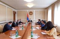 Պետությունն աջակցության նոր մեխանիզմներ կառաջարկի տնտեսվարողներին. Հանրապետության նախագահը խորհրդակցություն է հրավիրել