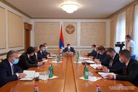 President Harutyunyan held a consultation with the participation of heads of regional administrations