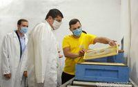 Մեղվապահության զարգացման նպատակով նոր ծրագրեր կիրականացվեն. Նախագահ Հարությունյանն այցելել է «Հանի հաուս Արցախ» մեղրի արտադրությամբ զբաղվող ընկերություն