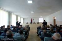 Նախագահ Հարությունյանն այցելել է Մարտունի և ներկայացրել վարչակազմի նորանշանակ ղեկավար Էդիկ Ավանեսյանին