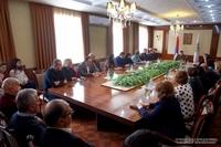 Араик Арутюнян: Объемы программ развития столицы не уменьшатся по сравнению с довоенным периодом