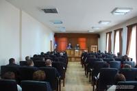 Разговоры о новой войне в Арцахе беспочвенны. Араик Арутюнян встретился с сотрудниками Комитета по госдоходам
