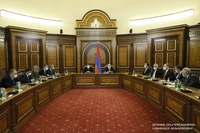 """Programs amounting to 110 billion AMD to be implemented in Artsakh with the help of the RA Government and """"Hayastan"""" All- Armenian Fund announced at the joint session of the security council"""