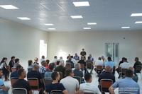 Президент Араик Арутюнян посетил общины Шош и Сарушен Аскеранского района, Кармир Шука и Тагавард Мартунинского района