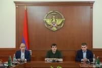 Президент представил нового государственного министра