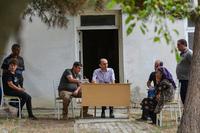 Артак Бегларян посетил приграничные в Мартунинском районе села