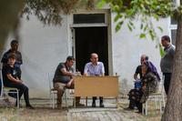 Artak Beglaryan had meetings in some frontline villages of Martuni region