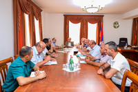 The Minister of State convened a consultation on environmental protection and natural resources management
