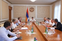 The state is starting a new credit policy: Arayik Harutyunyan convened a consultation