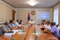 A large HPP will be built in Martakert region: President Harutyunyan convened a consultation